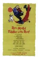 Fiddler on the Roof (Broadway) Fine Art Print