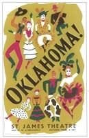 Oklahoma! (Broadway) Fine Art Print