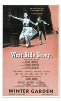 West Side Story (Broadway) Fine Art Print