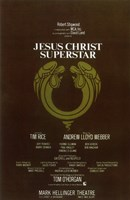 Jesus Christ Superstar (Broadway) Fine Art Print