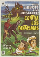 Bud Abbott and Lou Costello Meet Frankenstein, c.1948 (Spanish) Fine Art Print