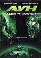 AVH: Alien vs. Hunter Framed Print