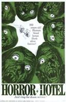 Horror Hotel Fine Art Print