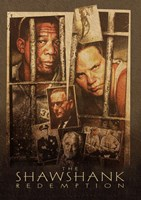The Shawshank Redemption Photographs Fine Art Print