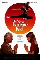 The Next Karate Kid Fine Art Print