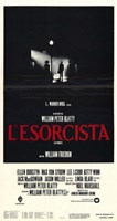 The Exorcist (spanish) Fine Art Print