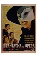 The Phantom of the Opera (French) Fine Art Print