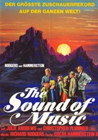 The Sound of Music Sunset Fine Art Print