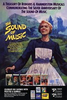 The Sound of Music Musical Fine Art Print