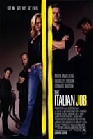 The Italian Job Fine Art Print