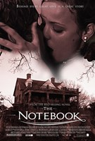 The Notebook Sepia Fine Art Print