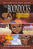 The Boondocks TV Show Fine Art Print