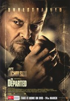 The Departed Jack Nicholson Fine Art Print
