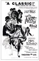 The (Broadway) Three Penny Opera Fine Art Print