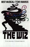 The Wiz (Broadway) Fine Art Print