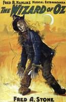 The (Broadway) Wizard Of Oz Fine Art Print