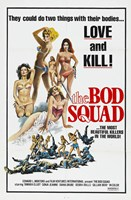 The Bod Squad Framed Print