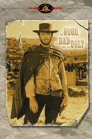 he Good, The Bad, and the Ugly Sepia Colored Fine Art Print