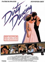 Dirty Dancing Framed Print