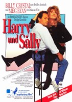 When Harry Met Sally - German Fine Art Print