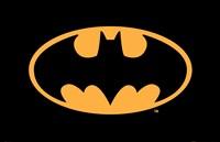 Batman Logo Fine Art Print