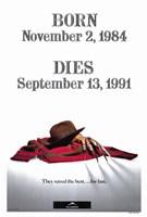 Freddy's Dead Final Nightmare Fine Art Print