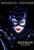 Batman Returns Catwoman Fine Art Print