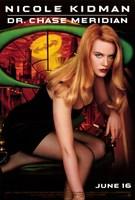 Batman Forever Nicole Kidman as Dr. Chase Meridan Fine Art Print