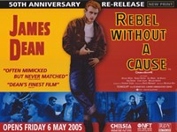 Rebel Without a Cause Challenging of Today's Teenage Violence Fine Art Print