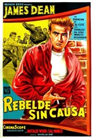 Rebel Without a Cause Bright Fine Art Print