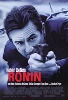 Ronin Shooting Fine Art Print
