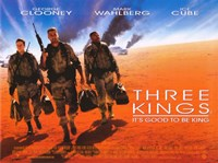 Three Kings Movie Fine Art Print