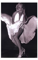 Marilyn Monroe - Seven Year Itch Fine Art Print