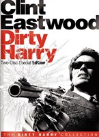 Dirty Harry Black and White Fine Art Print