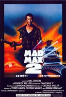 Mad Max 2: The Road Warrior Fine Art Print