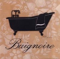 Baignoire Fine Art Print