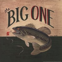 The Big One Fine Art Print
