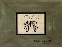 Fluttering Softly Fine Art Print