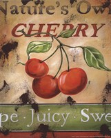 Cherry Fine Art Print