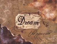 Dream the Impossible Fine Art Print