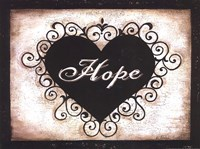 Hope Framed Print
