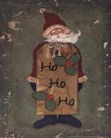 Ho, Ho, Ho Fine Art Print