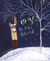 Joy to the World Fine Art Print