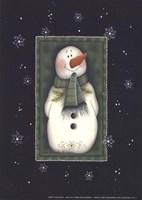 Happy Holidays Fine Art Print