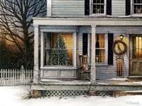 December Glow Fine Art Print