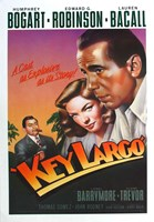 Key Largo Art Deco Fine Art Print