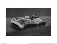 Nurburgring 1000k, 1956 Fine Art Print