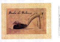 Moda di Milano Fine Art Print