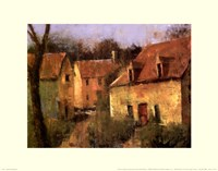 French Farmhouse I Fine Art Print