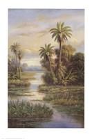 Island Serenity II Fine Art Print